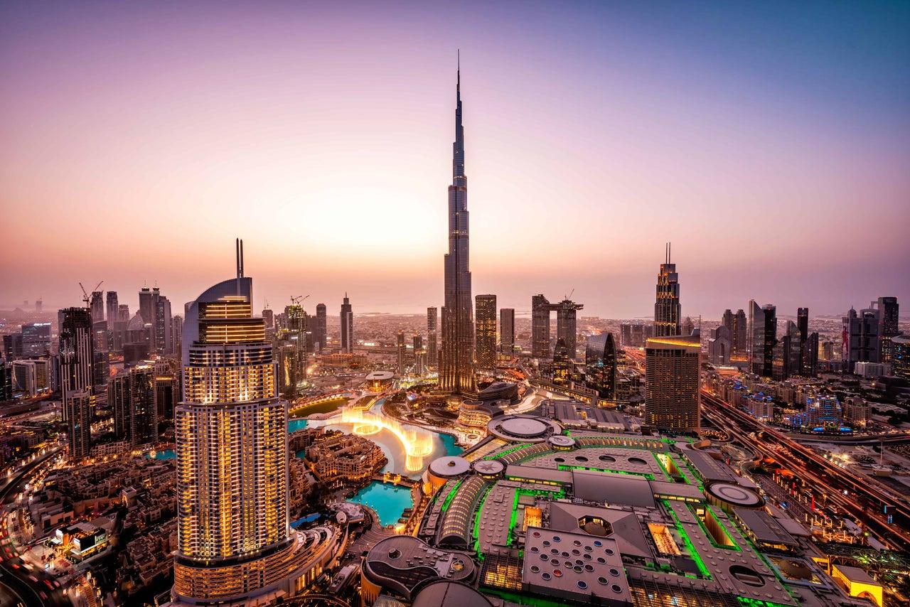 Nail Salons in Dubai