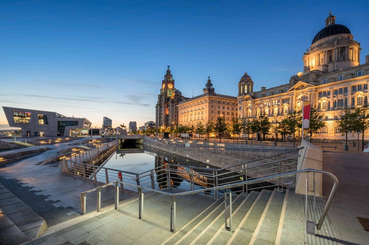Aesthetics in Liverpool
