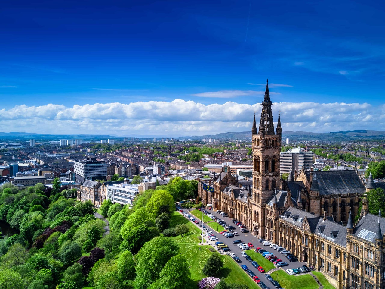 Nail Salons in Glasgow
