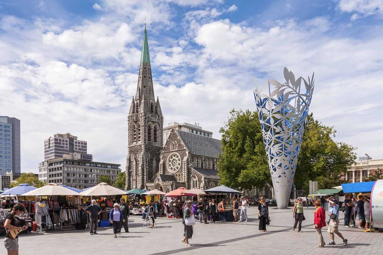 Massage in Christchurch