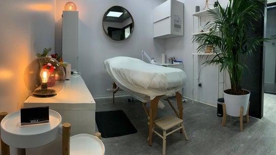 Wax Local Inside of Procelain Luxury Salon Suites