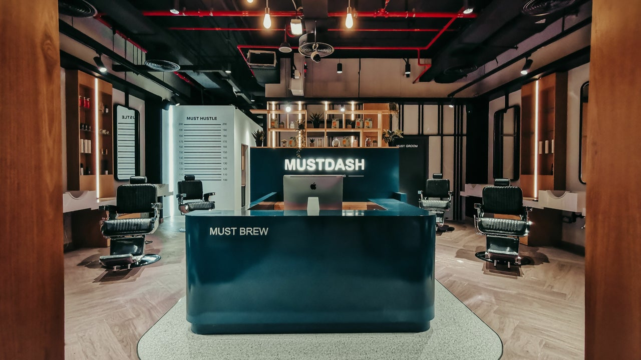 Must Dash - Bespoke Men's Grooming