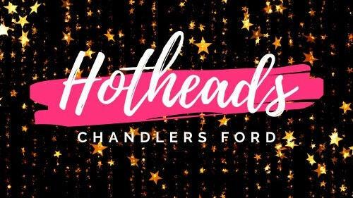 Hot Heads - 1