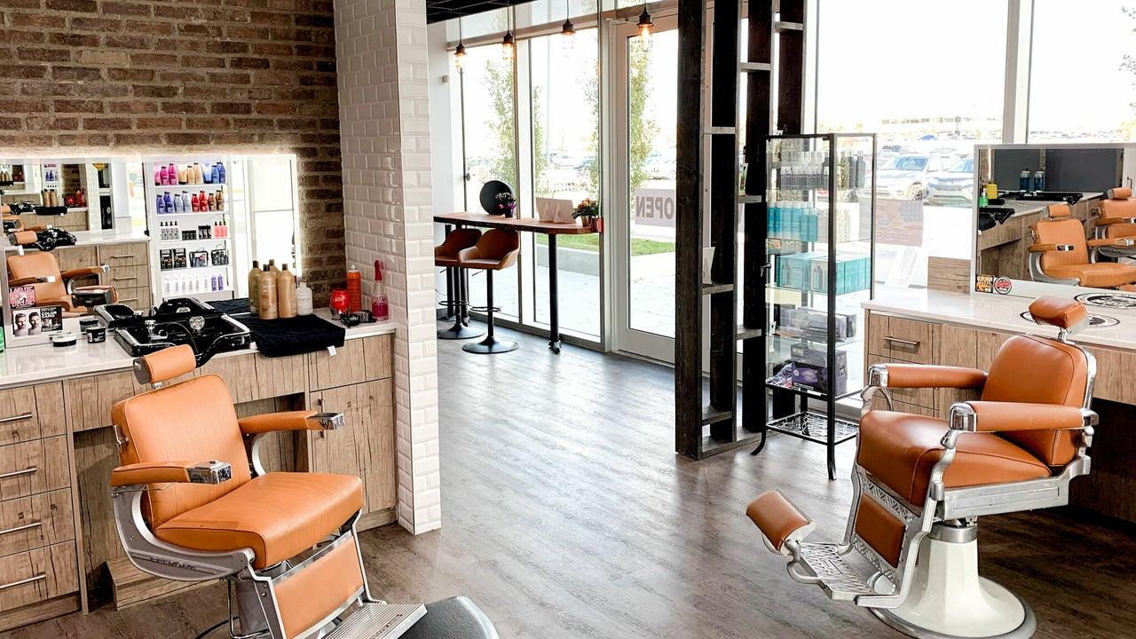 Denim & Smith Barbershop Deerfoot City - 1