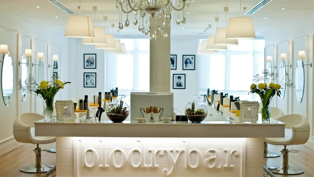 Blodrybar Ladies Salon