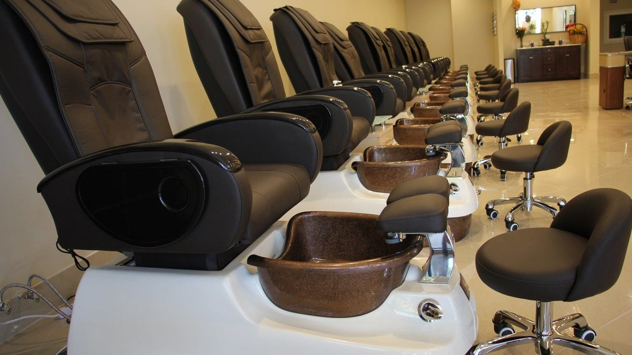 Vivid Nails and Spa 4900 S. Arizona Ave #2 Chandler AZ 85248