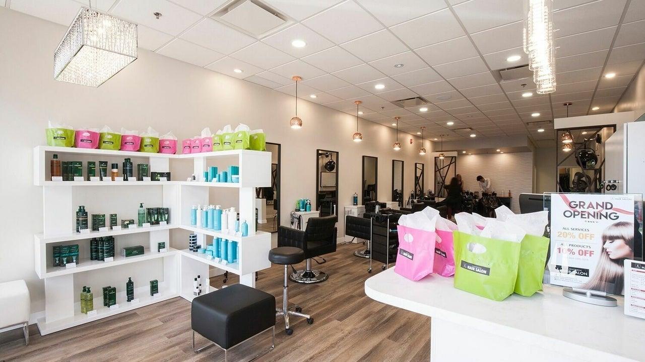 London Hair Salon - 1