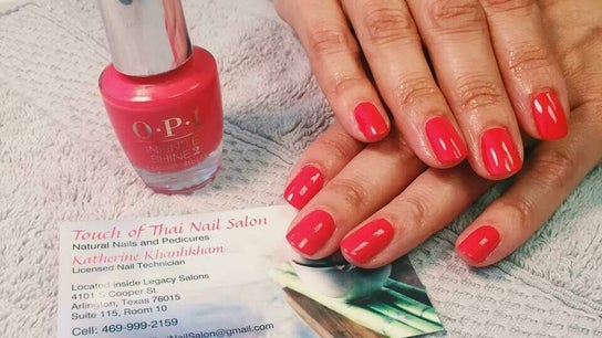 Touch of Thai // US Pro Nails
