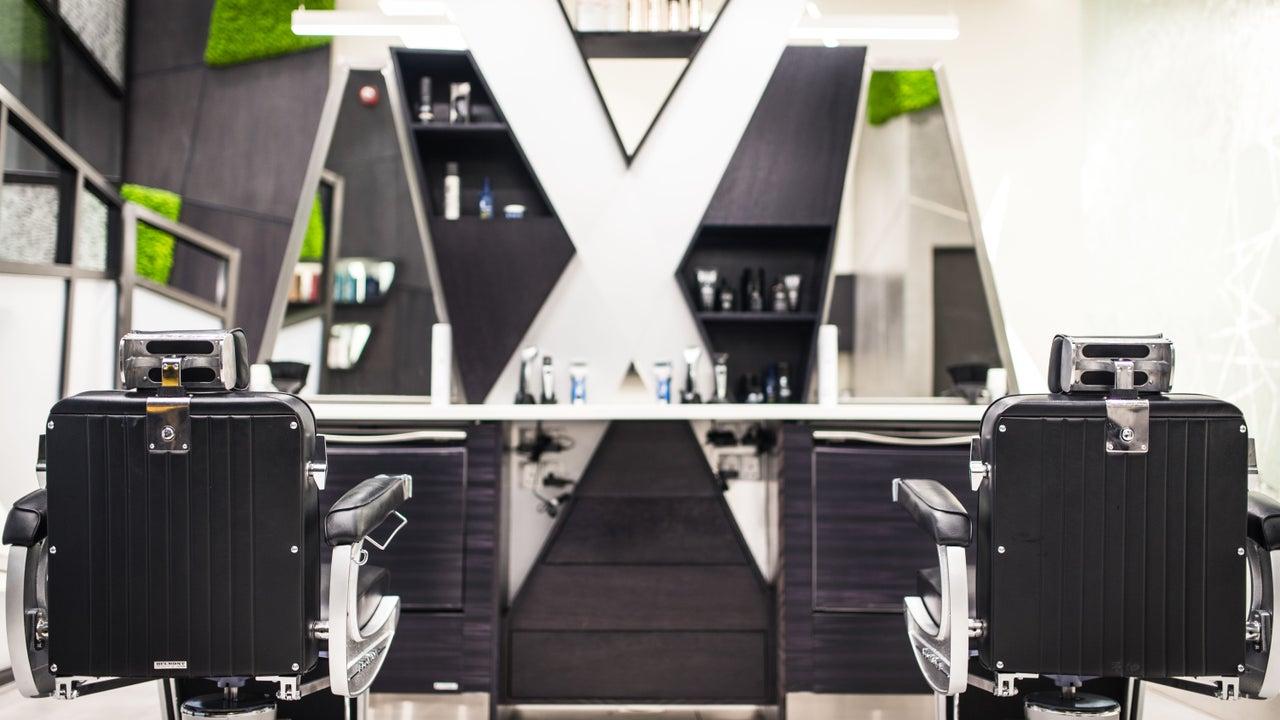 X Hair Lounge - City Center Mirdif - 1