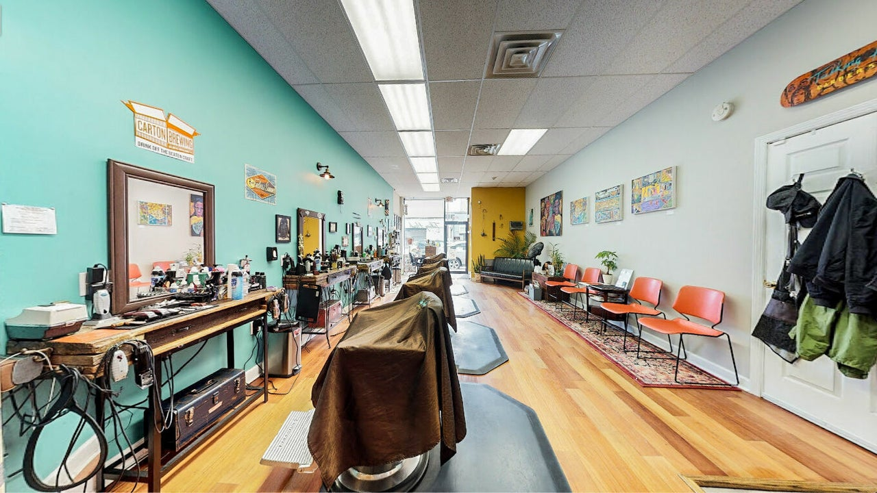 Talking Heads Barber Shop - 1