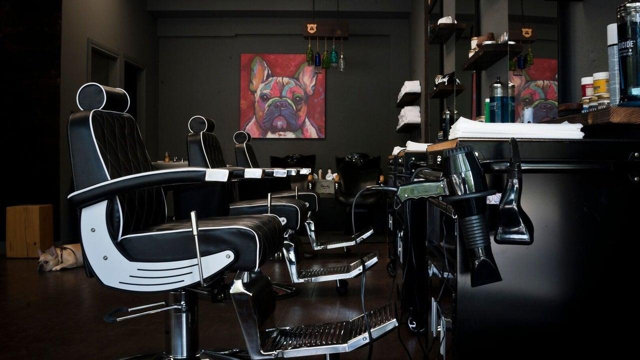 Burly Barber - 1