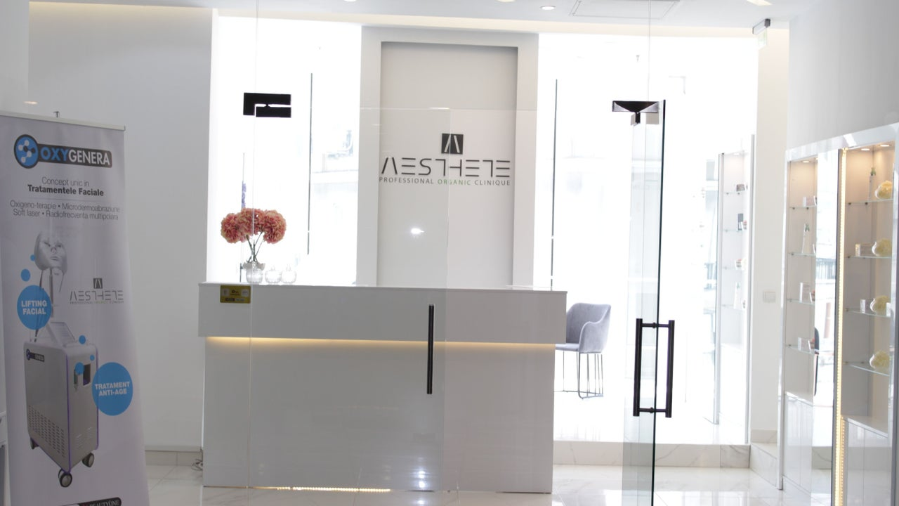 AESTHETE Professional Organic Clinique