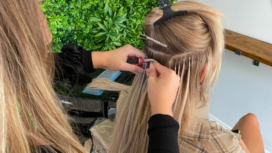 Hair Extension Specialists & Beauty Salon
