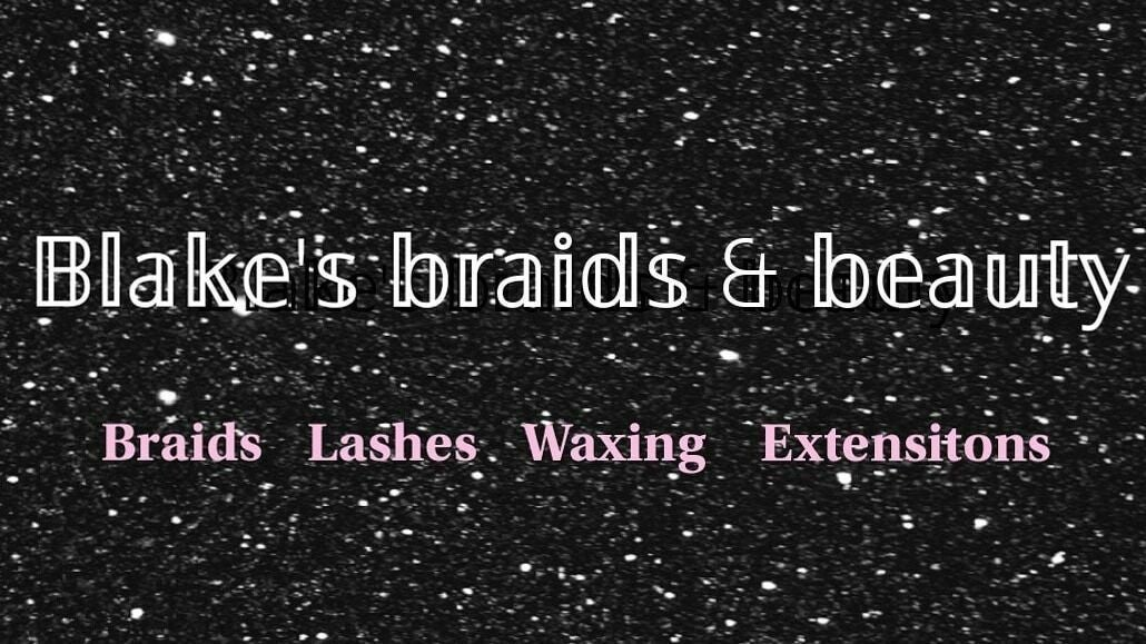 Blakes braids