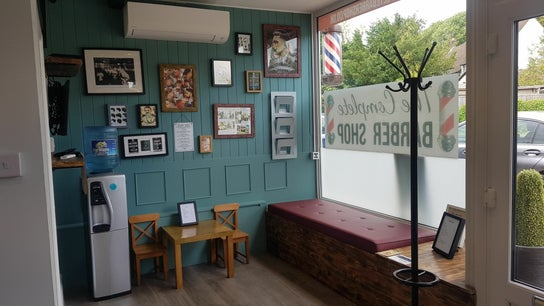 Cowfold The complete barber shop 1