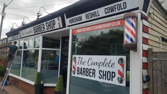 Cowfold The complete barber shop 3