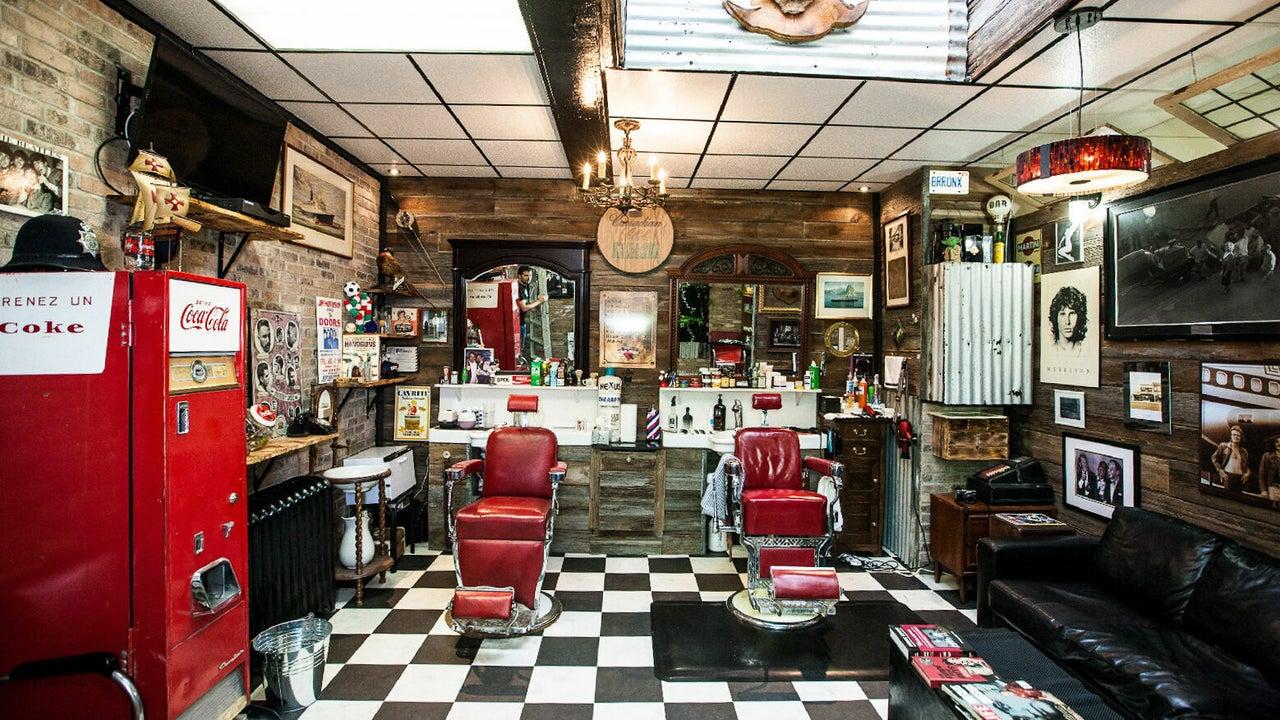 Back Alley Barbershop - 1