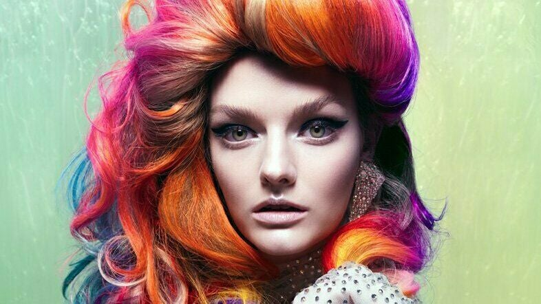 Zenity hair