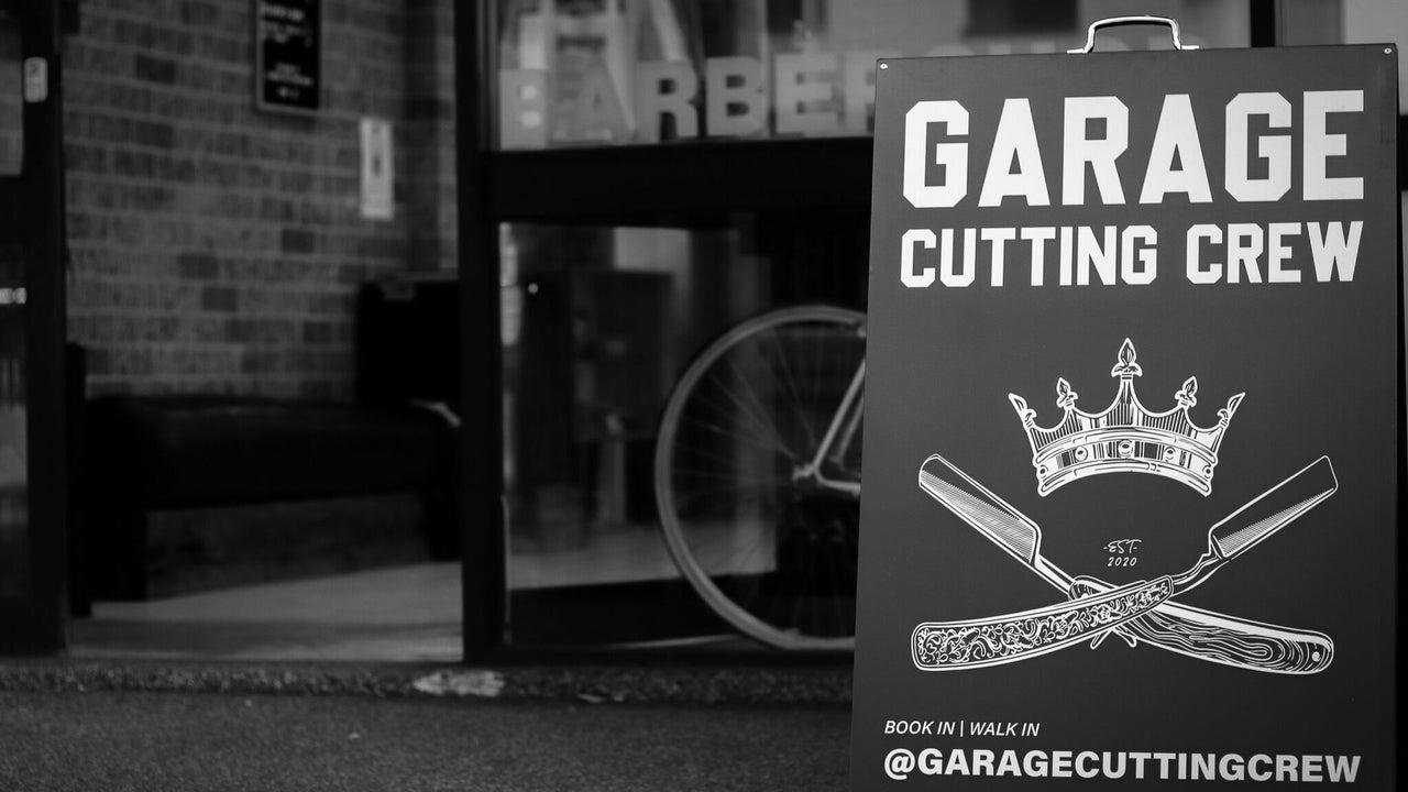 Garage Cutting Crew  - 1