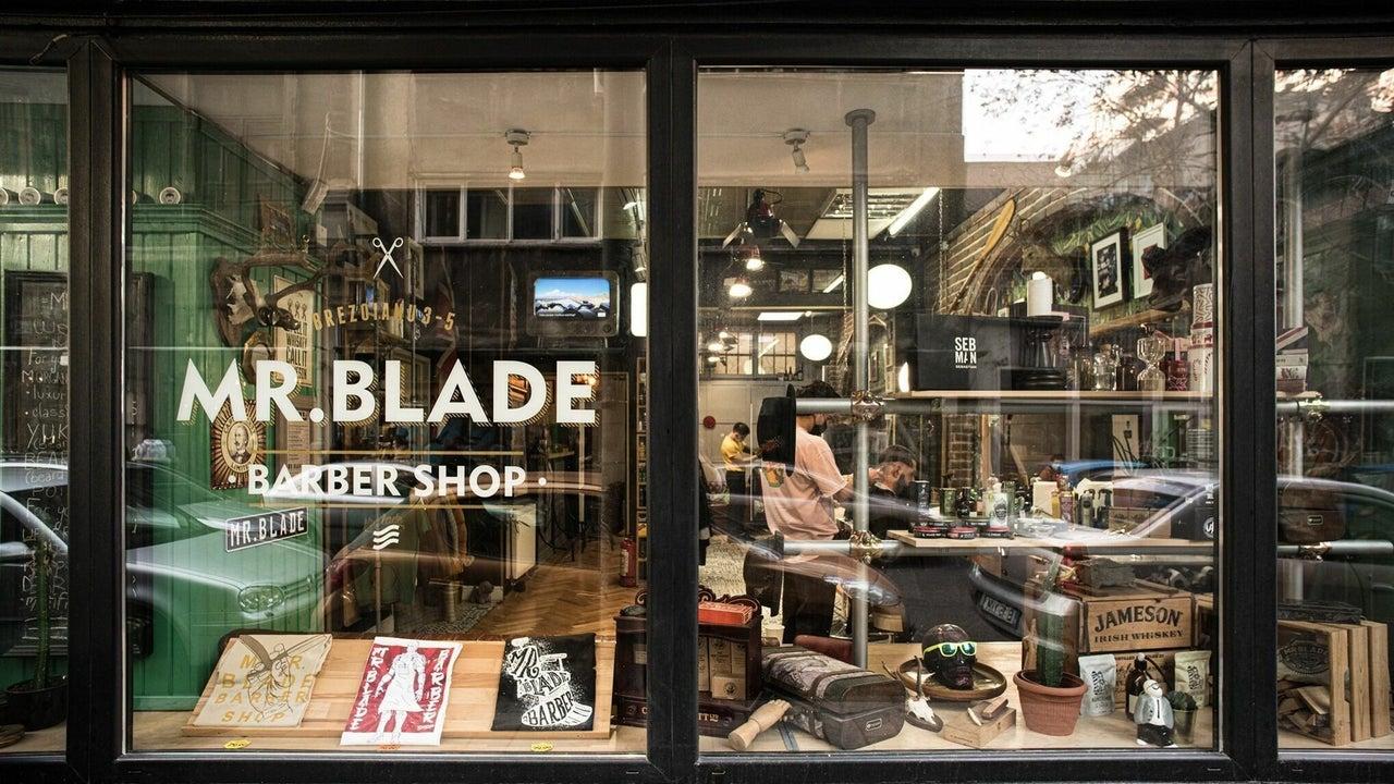 Mr.BLADE - Izvor