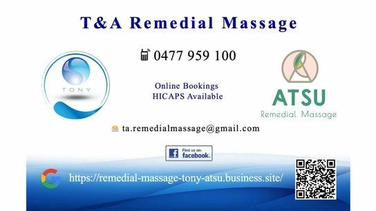 T&A Remedial Massage