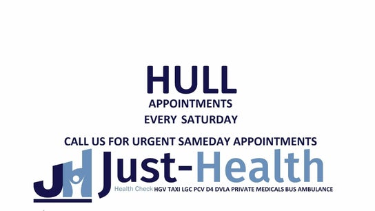 HULL NorthFerriby JUSTHEALTH CLINIC Sandpiper Monks Way East