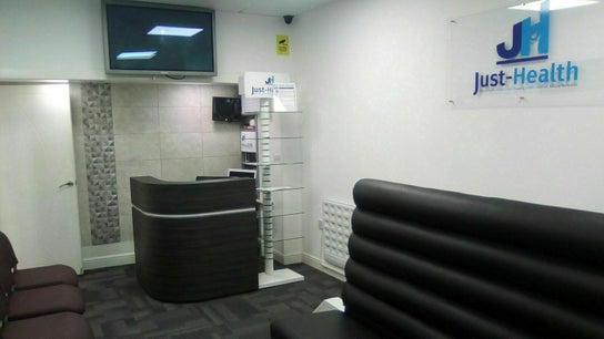 BURNLEY Just Health Head Office FIT TO FLY & DRIVER MEDICALS 1