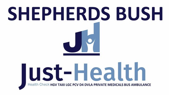 SHEPHERDS BUSH Just Health Fit 2 Fly & Driver Clinic W12 8HD 1