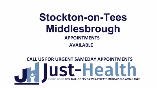 STOCKTON-ON-TEES MIDDLESBROUGH Just Health Teesway TS18 2RS