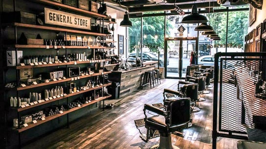 Victory Barber & Brand Gastown