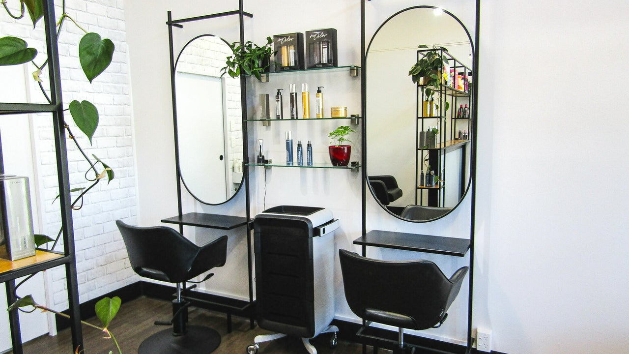 The hair shop limited