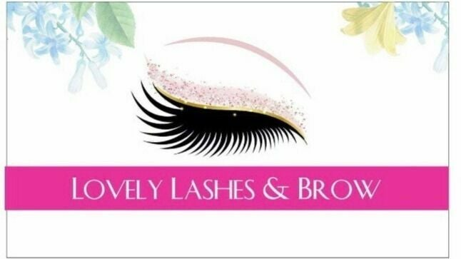 Lovely Lashes & Brow