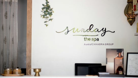Sunday - the spa Kormangala