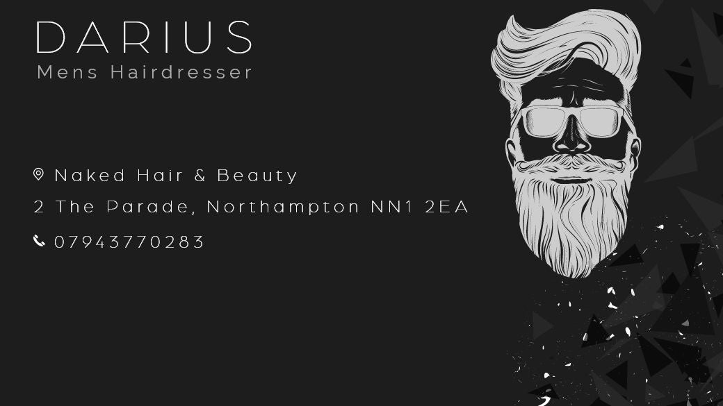 Darius M - Gents Hairdresser - 1