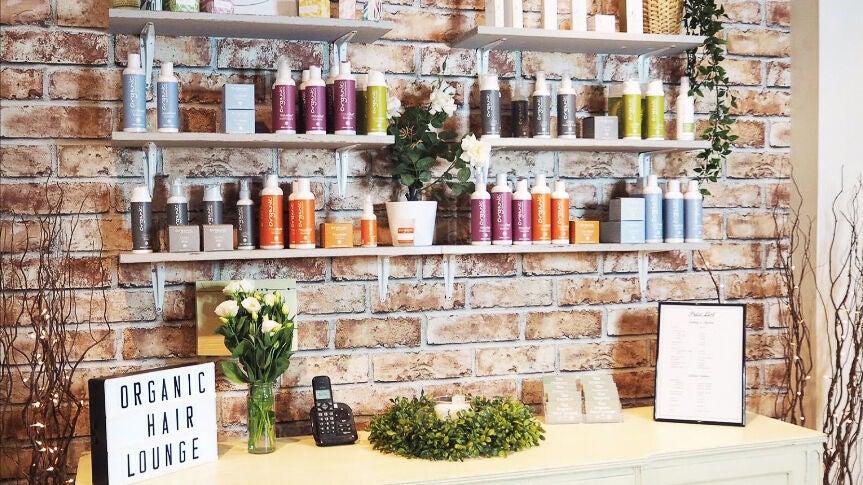 The Organic Hair Lounge  - 1