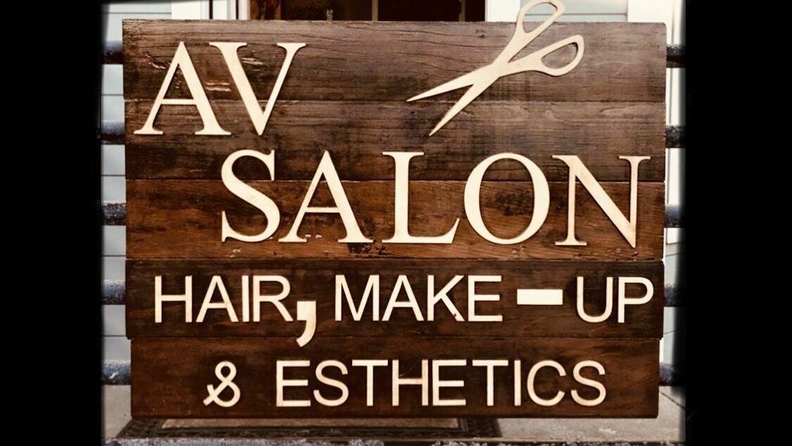 AV hair, makeup & esthetics Salon - 1
