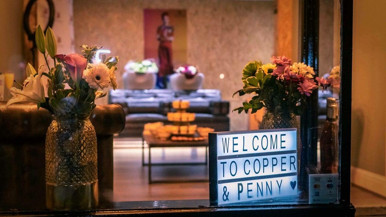Copper & penny - 1