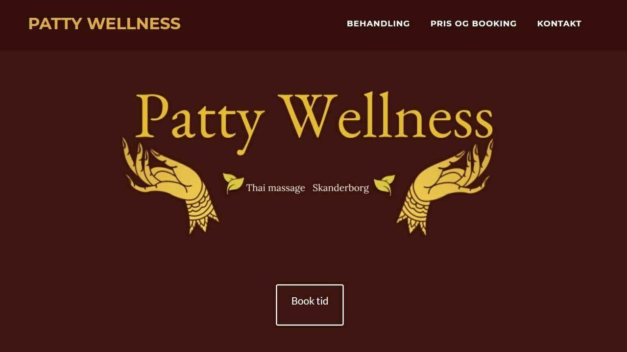 Patty wellness thai massage