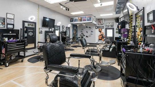 Boneyard Barbering Logan  0