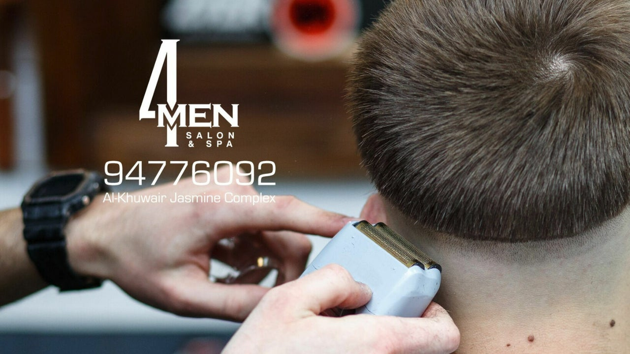 4Men Salon & Spa