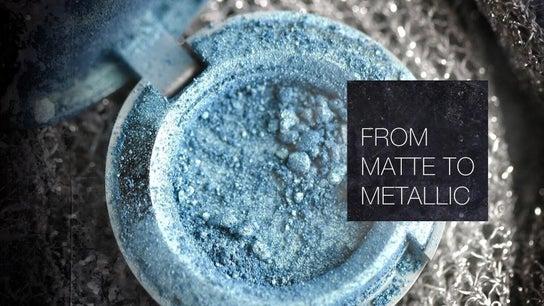 Matte To Metallic