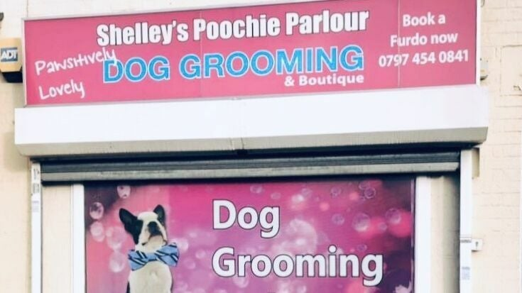 shelley's poochie parlour