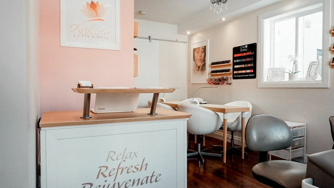 Fifth Ave Spa & Nails - 1