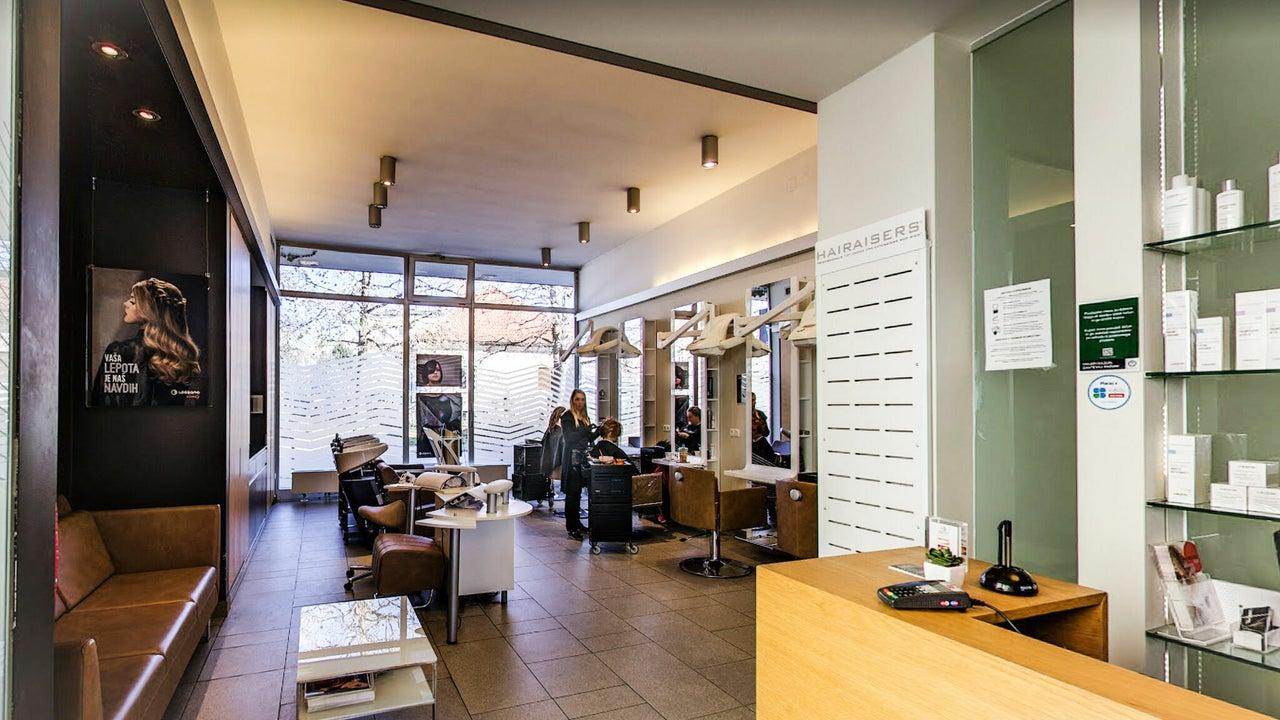 LASSANA - frizerski in kozmetični salon Derčeva 31
