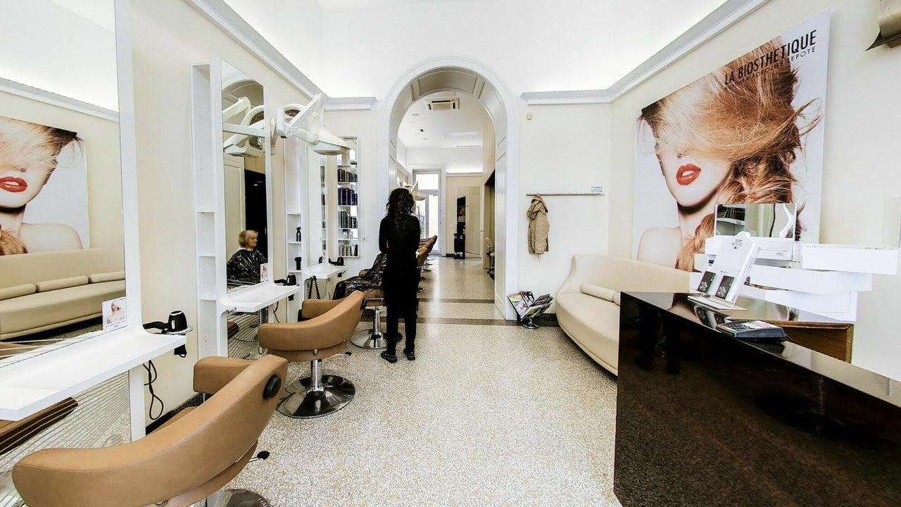 LASSANA - frizerski salon Stritarjeva 9 - 1