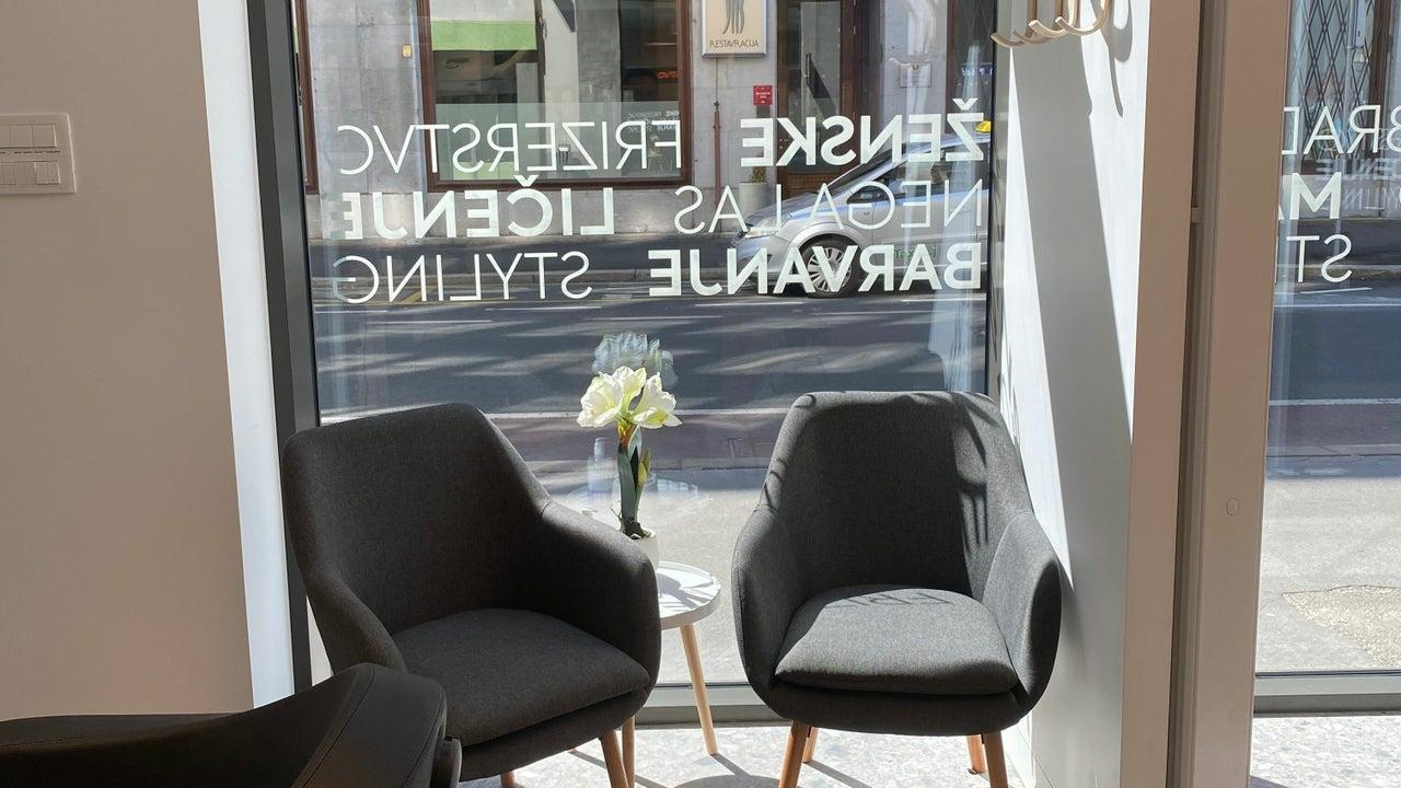 LASSANA - frizerski salon Miklošičeva 40