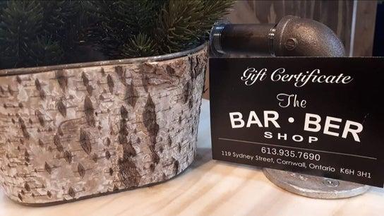 The Bar•ber Shop