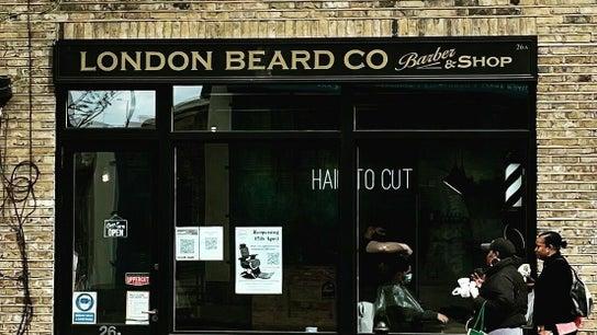 London Beard Co Barbershop Dalston 0
