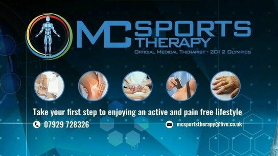 M.C Sports Therapy