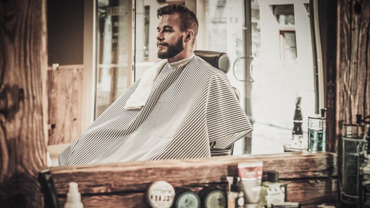 Barbaros Gents Salon - 1